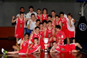 Under 13 Campione Provinciale 2011-2012