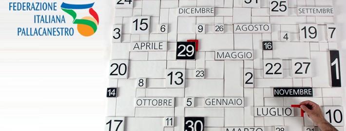 Calendario FIP