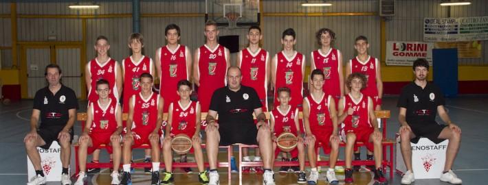 Squadra Under 15 Elite 2013/2014