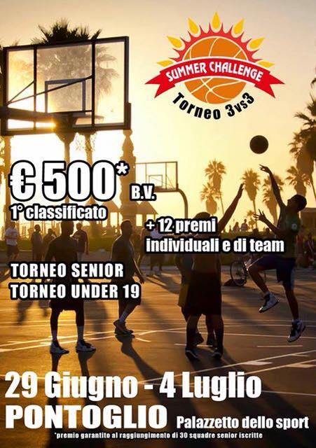 Summer Challenge Pontoglio 2015