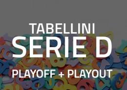Playoff e Playout di Serie D
