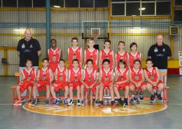 Basket Chiari - Under 13 - 2015/2016