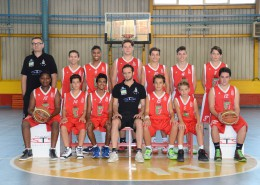 Basket Chiari - Under 15 - 2015/2016