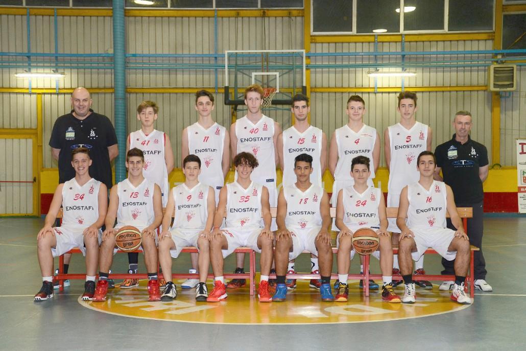 Basket Chiari - Under 18 - 2015/2016