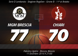 MGM Brescia-Chiari