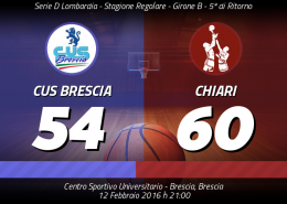 CUS Brescia-Chiari