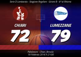 Chiari-Lumezzane