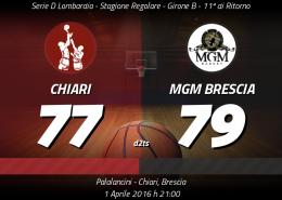 Chiari-MGM Brescia