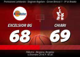 Excelsior Bergamo-Chiari