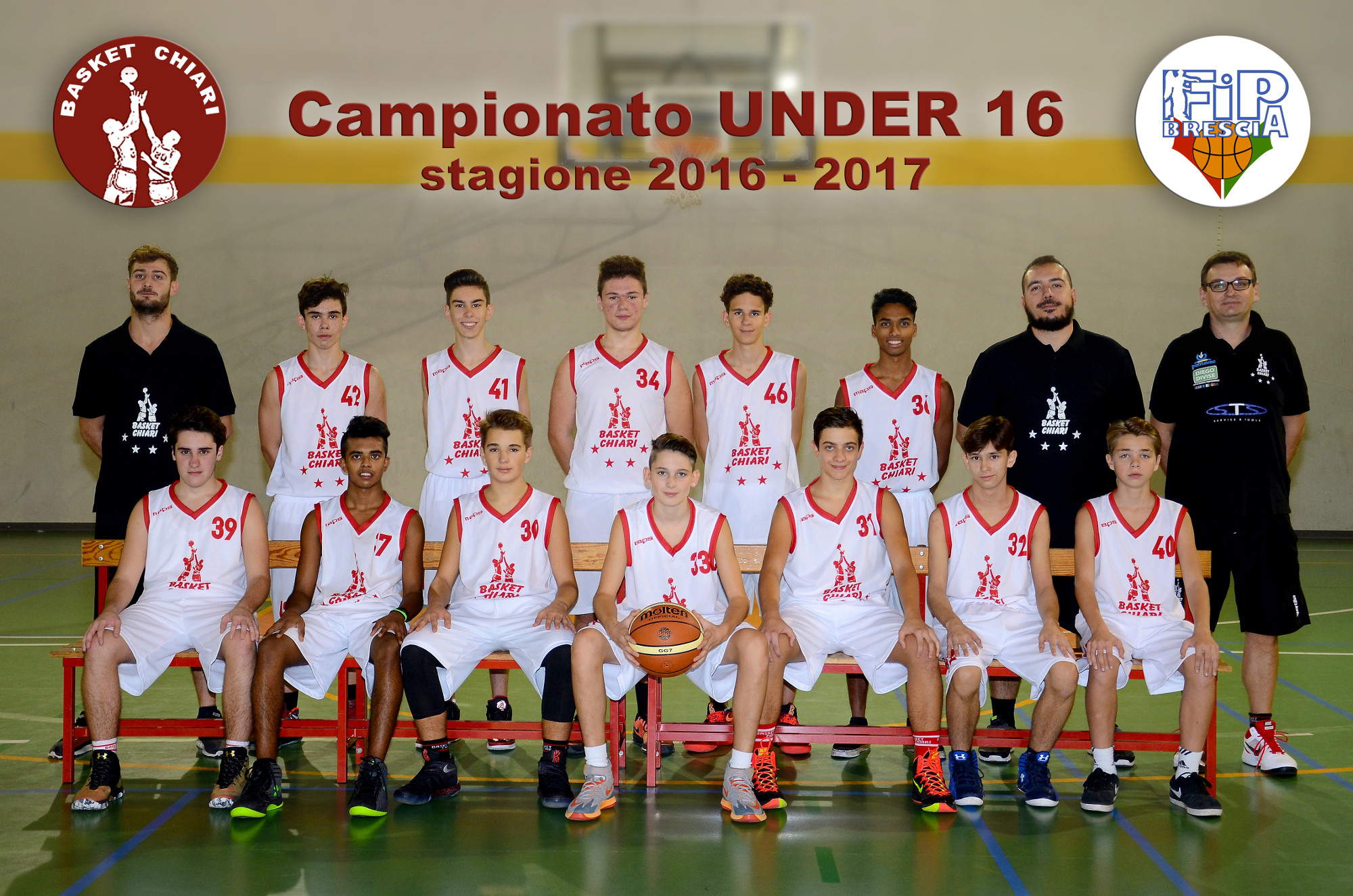 Basket Chiari - Under 16 - 20165/2017