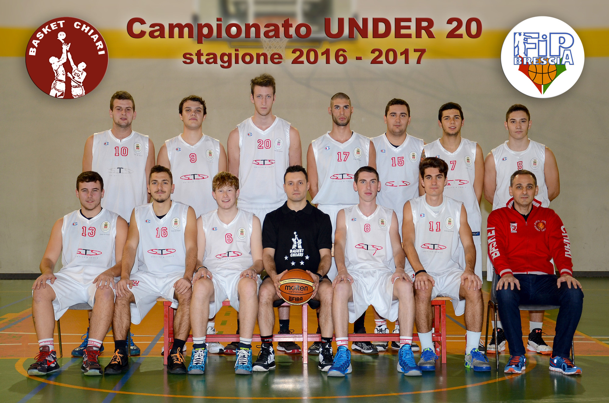 Basket Chiari - Under 20 - 20165/2017